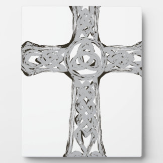 cross12 plaque