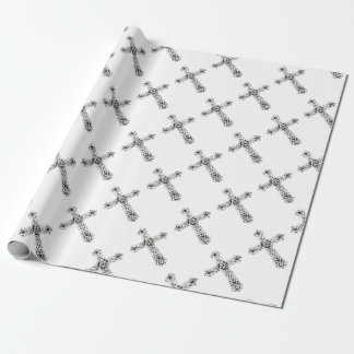 cross14 wrapping paper