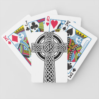 cross18 bicycle playing cards