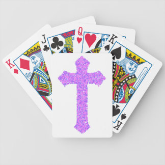 cross20 bicycle playing cards