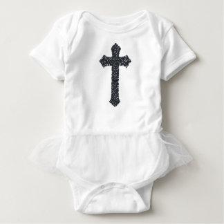 cross22 baby bodysuit