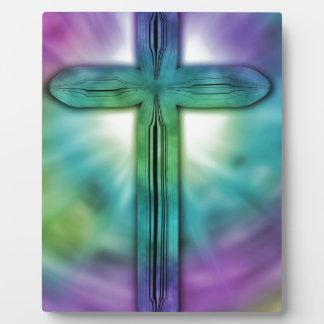 Cross #2 plaque