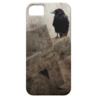 Cross And A Crow iPhone 5 Covers