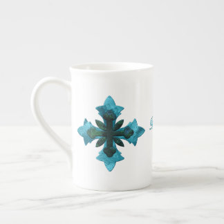 Cross and Dove of Peace Mug