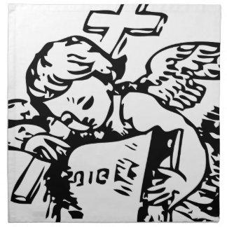 Cross Angel Napkin