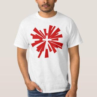 Cross Array T-Shirt