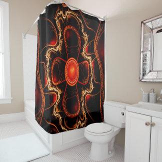 Cross Art Shower Curtain