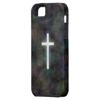 Cross - Ascension in the Mist - Style 2 iPhone 5 Cover