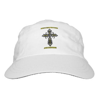 Cross/Awareness...Endometriosis Hat