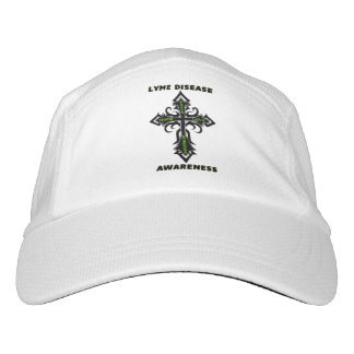 Cross/Awareness...Lyme Disease Hat