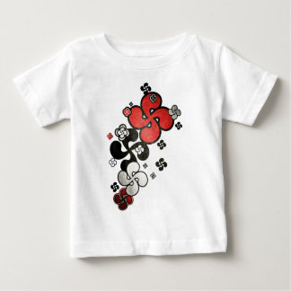cross Basque Baby T-Shirt