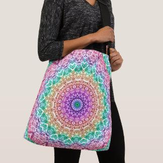 Cross Body Bag Mandala Mehndi Style G379