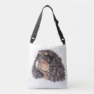 Cross-body Bag with Max The Cavalier