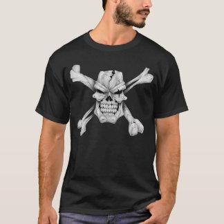Cross-Bones Skull 2 T-Shirt