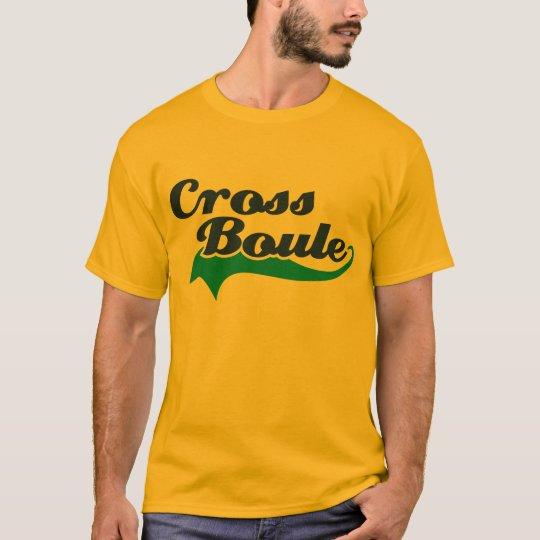 Cross Boule tail T-Shirt