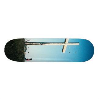 Cross by Dan Monick Skate Board
