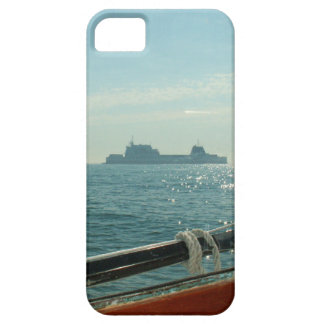 Cross Channel Ferry From The Wheelhouse iPhone 5 Cover