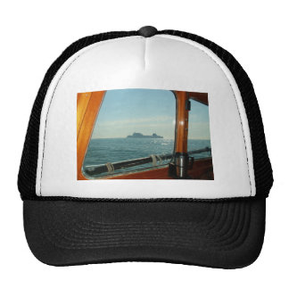 Cross Channel Ferry From The Wheelhouse Mesh Hat