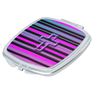 CROSS-Christian_Miami-Neon-Stripe(c) Multi Mirror For Makeup