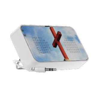 Cross Church Roof Speaker System