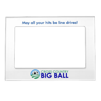 Cross Country Big Ball Magnetic Frame