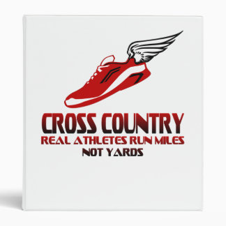 Cross Country Binder