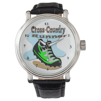 Cross-Country Runner Watch