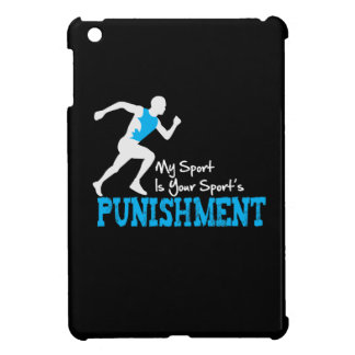 Cross Country / Running ipad Mini Case - Male
