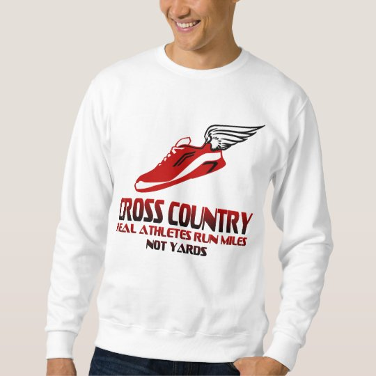 Cross Country Running Sweatshirt