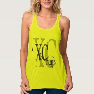 Cross Country Running XC Tank Top