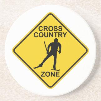 Cross Country Ski Zone Coaster