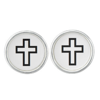 """Cross"" Cufflinks"