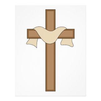 Cross Customized Letterhead