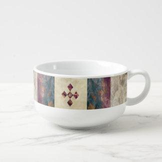 cross dia+G Soup Mug
