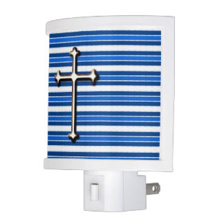 Cross-Faith_ Boat-Decking-Stripe-Nautical-Lights Night Light