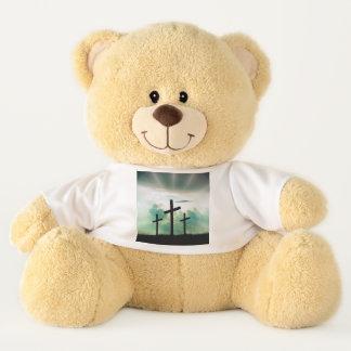 Cross Faith Hope Love Believe Destiny's Destiny Teddy Bear