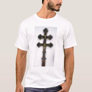 Cross, from Clairmarais Abbey T-Shirt