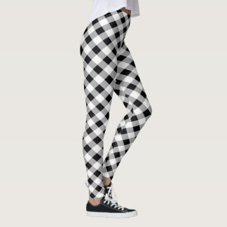 Cross-hatched Leggings