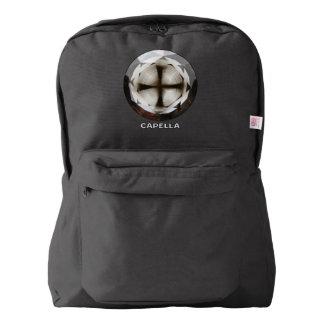 Cross in Diamond® American Apparel Backpack