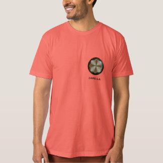 Cross in Diamond® Christian Men's Organic Shirt