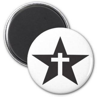 Cross in Star Magnet