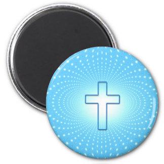 cross magnet