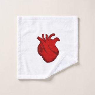 Cross my heart... bath towel set