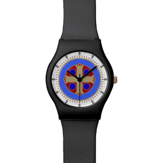 Cross of Saint Benedict Watch