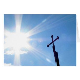 Cross of Saint James Card