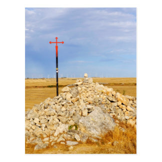 Cross of Saint James Postcard