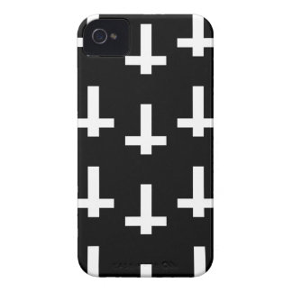 Cross of St. Peter iPhone 4 Cover