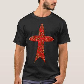 Cross pentagon T-Shirt