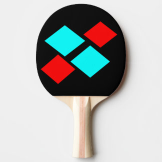 cross ping pong paddle