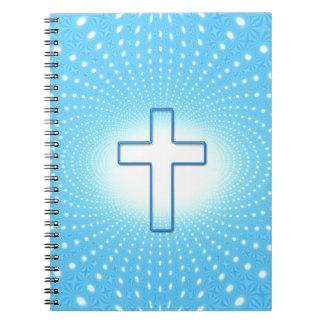 cross spiral notebook
